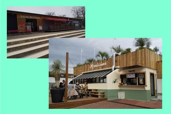 万博公園 カフェ・レストラン
