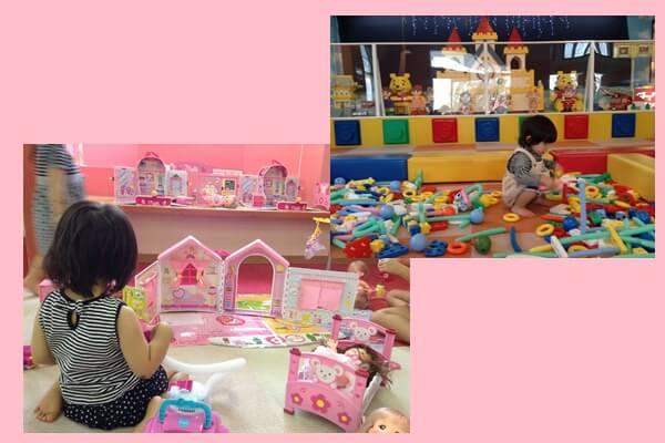 おもちゃ王国 メルちゃんのお部屋 ダイヤブロックワールド