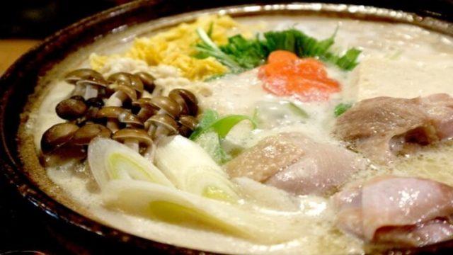 チキン鍋(ケンタッキー・フライド・チキン鍋)』材料・分量・・レシピ