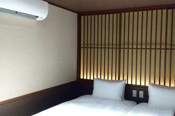 ネスタリゾート神戸 寝室