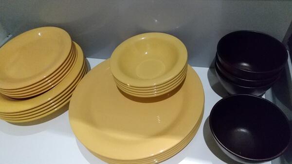 ネスタリゾート神戸 食器 お皿