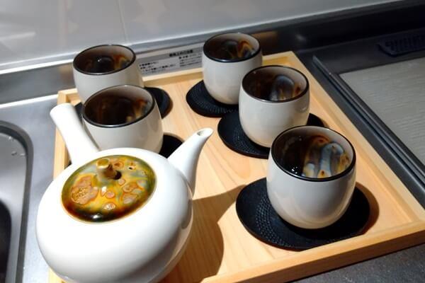 ネスタリゾート神戸 コテージ 食器