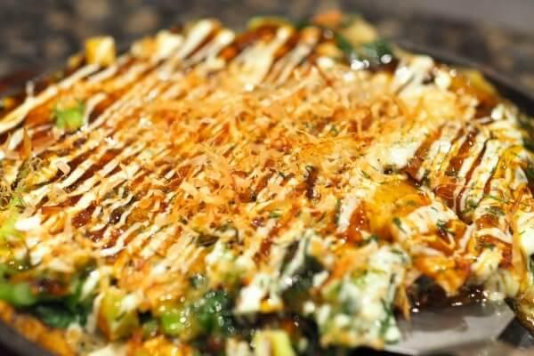 相葉マナブ ごぼうサラダお好み焼き 作り方 レシピ