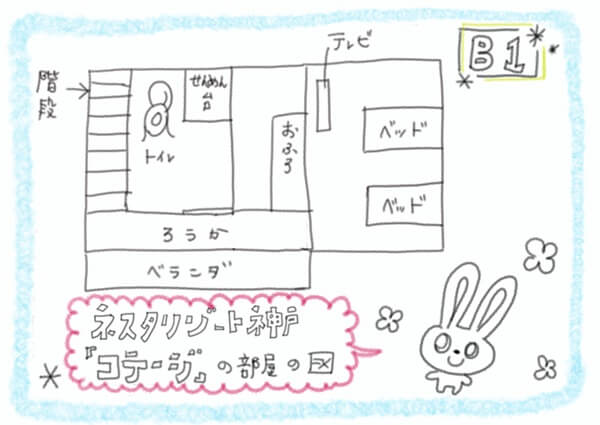 ネスタリゾート神戸 コテージ レビュー