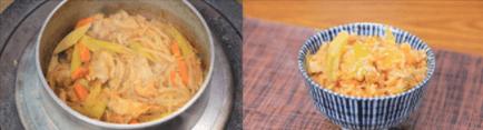 相葉マナブ『ビビンバ風釜飯(アスパラ入り)』レシピ☆炊飯器・炊き込みご飯・作り方