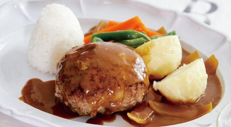 きょうの料理 タサン志麻 ハンバーグカレー 作り方 レシピ