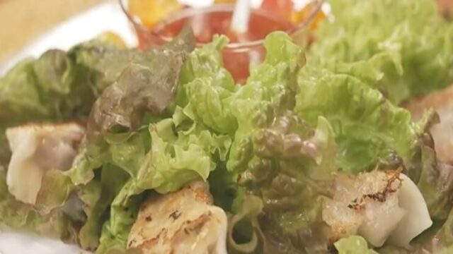 【あさイチ】『餃子のレタス巻き』レシピ|餃子リメイク②