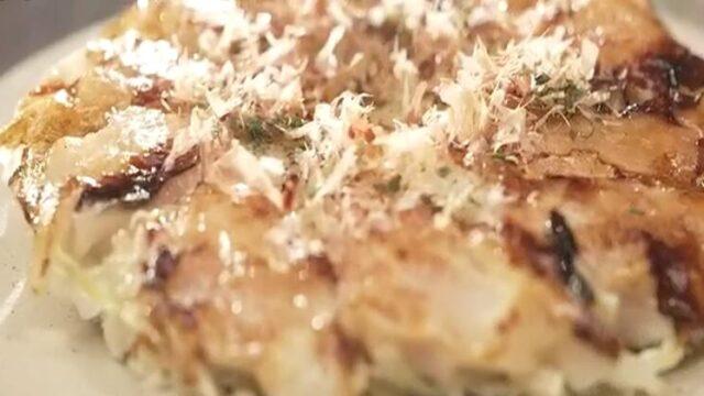 【あさイチ】『お好み焼き風餃子(キャベツどかん)』レシピ|餃子リメイク①