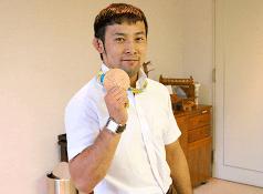 イケメン オリンピック 選手 高藤直寿選手
